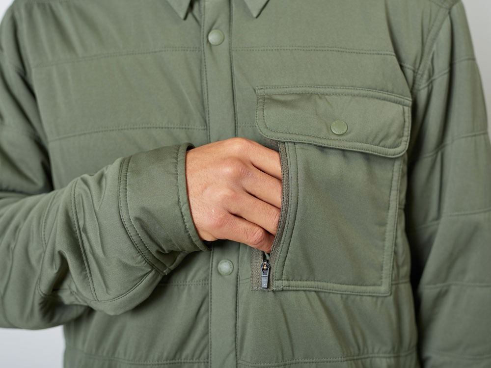 FlexibleInsulatedShirt XXL Olive5