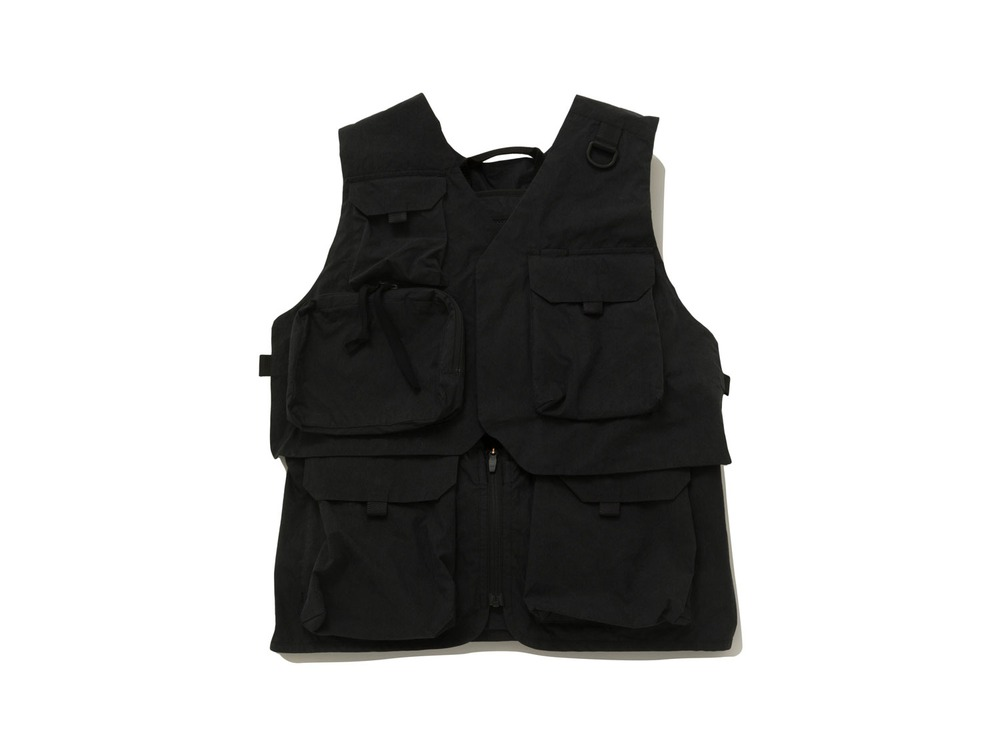 SPxTDS TRANSFORM VEST BAG one Black