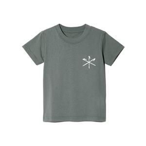 Kids Printed Tshirt Peg & Hammer