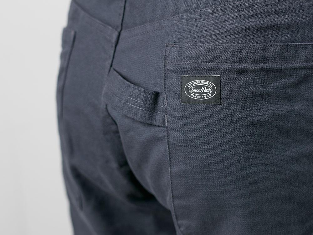 TAKIBI Pants M Olive8