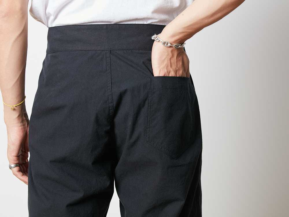 ノラギ パンツ 1ブラック