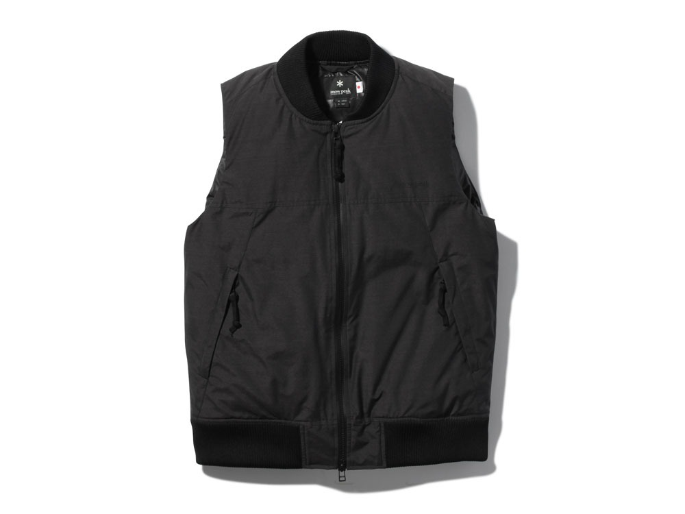 FR Down Vest XL Black0
