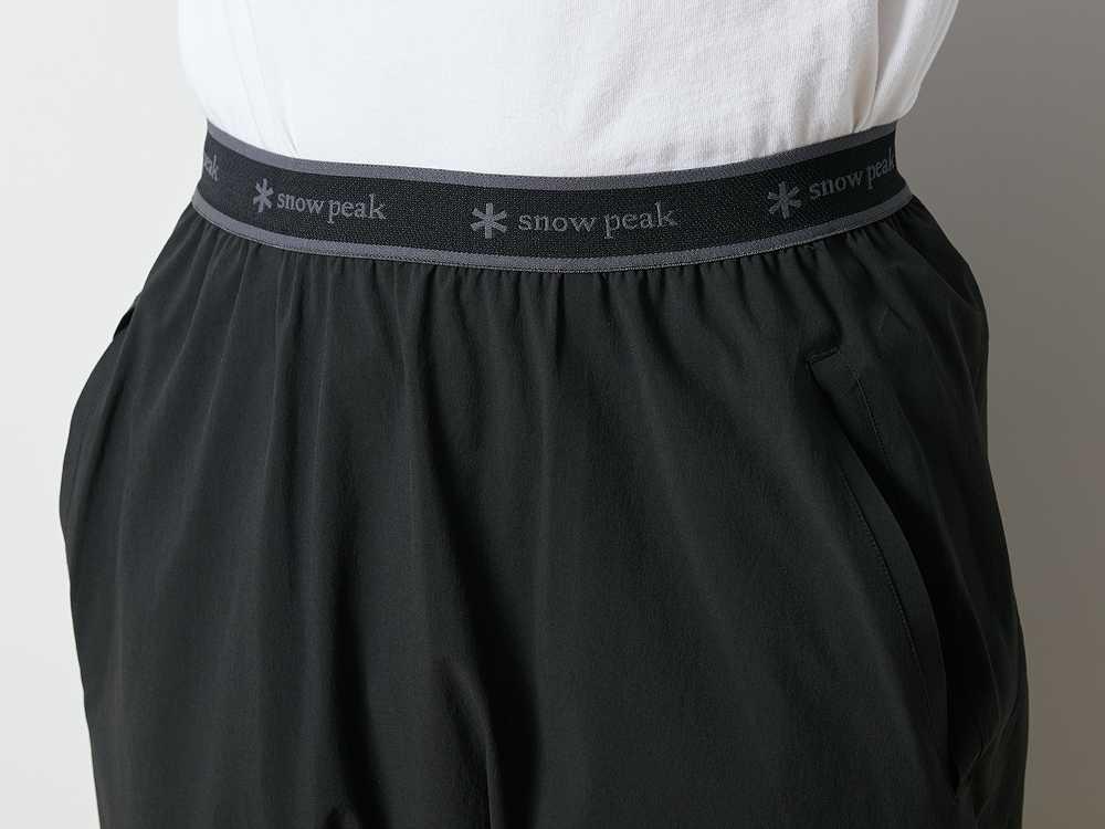 DWR シームレス パンツ L ブラック