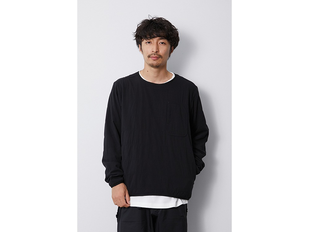 Flexible Insulated Pullover XL Black