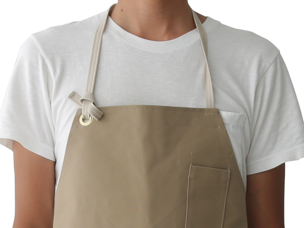 Field Work Apron (L) Olive3