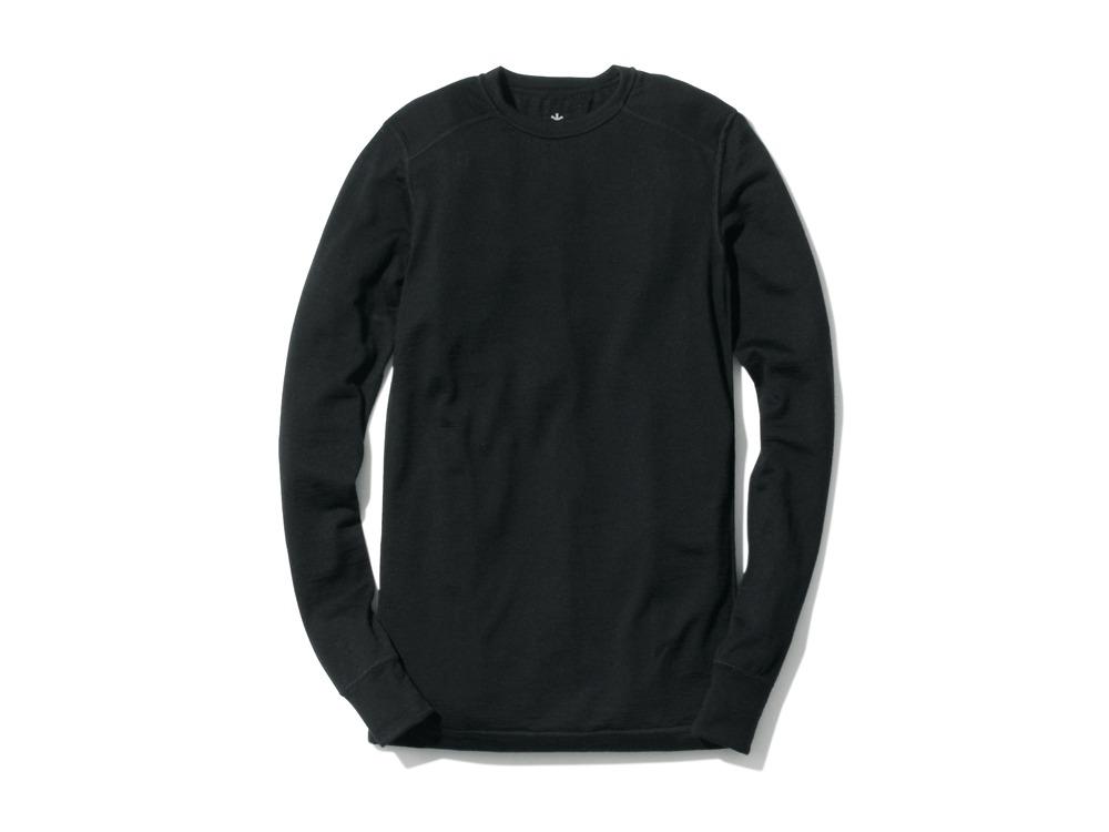 WoolInnerPullover XL Black0