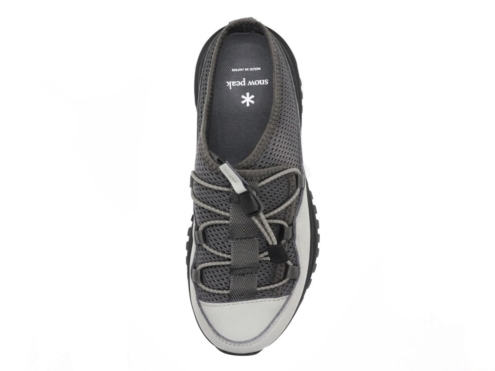 Field Traction Sandal 23 Grey