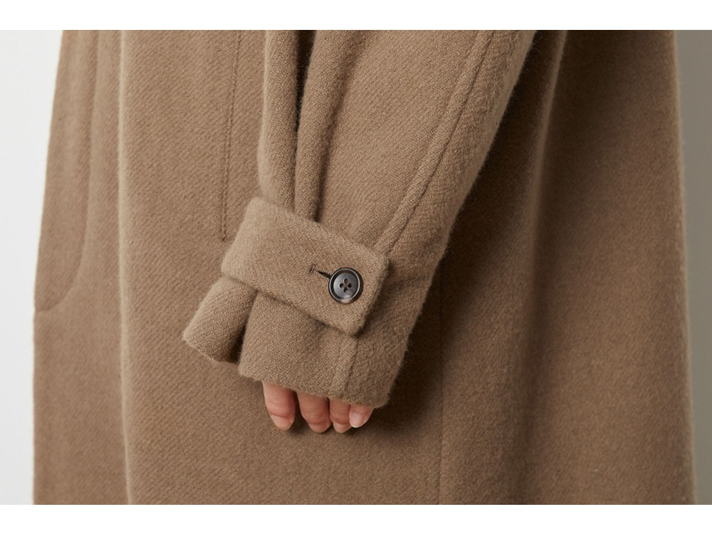 Wo/Ny Coat M Brown