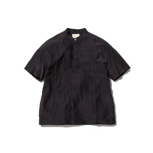 Hand-woven Cotton Silk Shirt