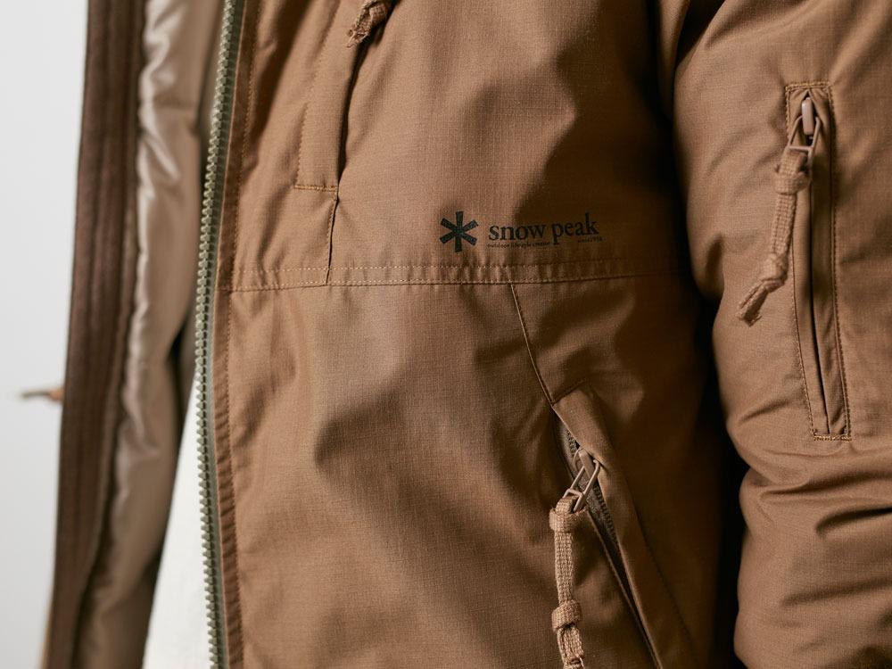 FR Down Jacket S Olive6