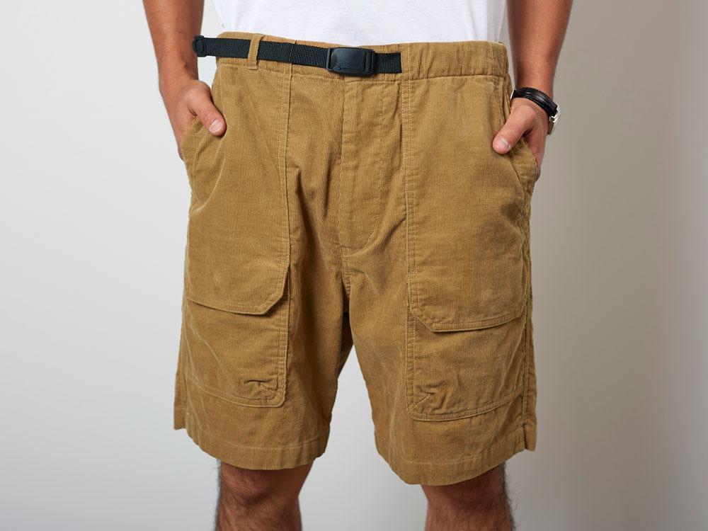 SummerCorduroyShorts XL Black4
