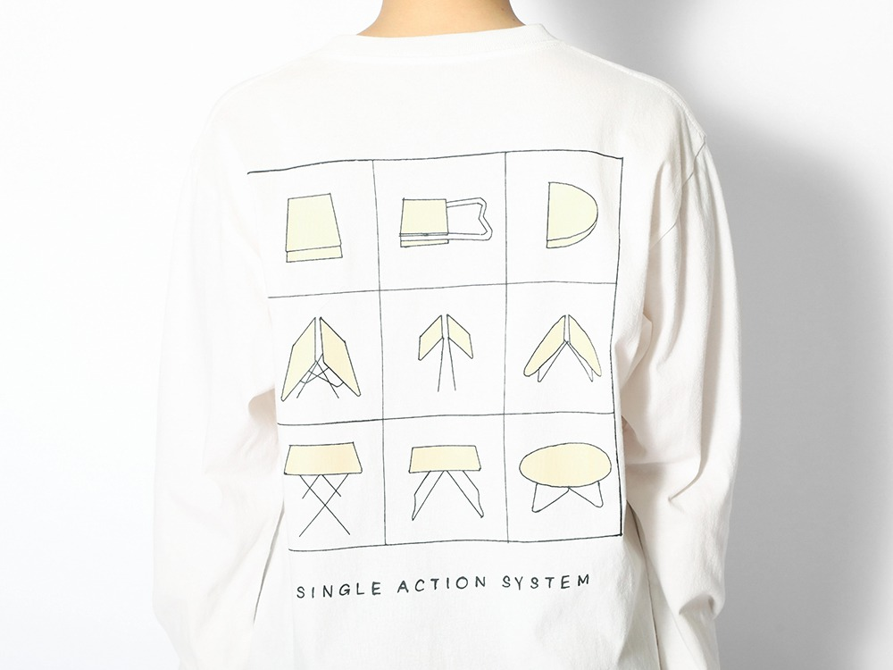 Printed L/S T Single Action System M OR
