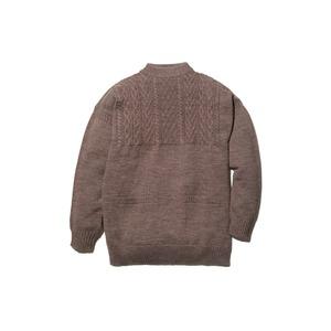 Shetland Guernsey Knit Pullover