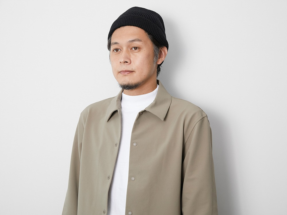 Nylon Power Wool Jacket M Olive