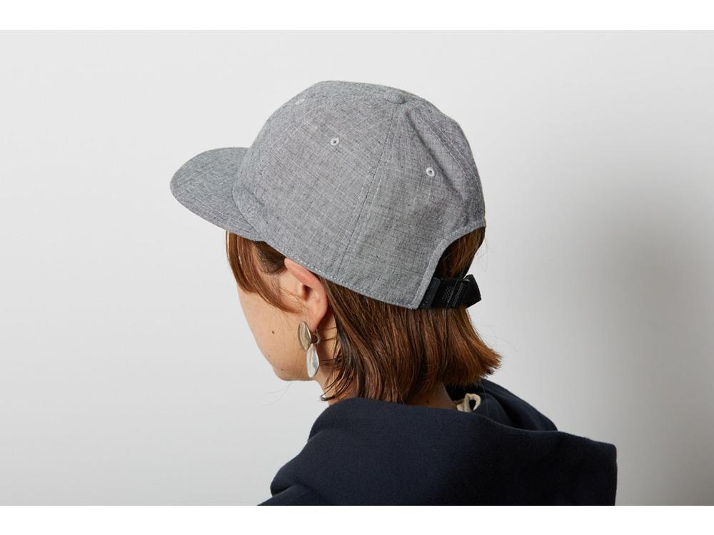C/W BAFU Short Cap One Grey