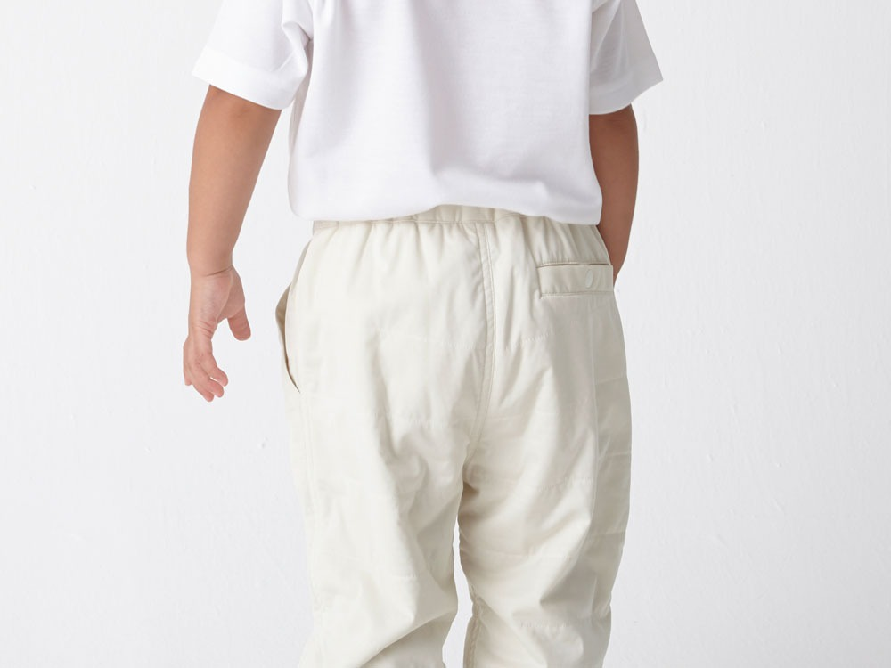 Kids Flexible Insulated Pants 4 White5