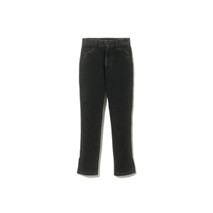 Three Pockets Black Jeans Pants Slim