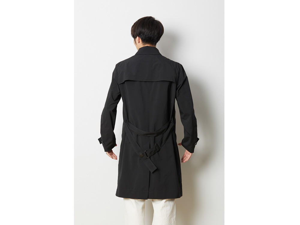 DWR LightWeight Coat M BK4