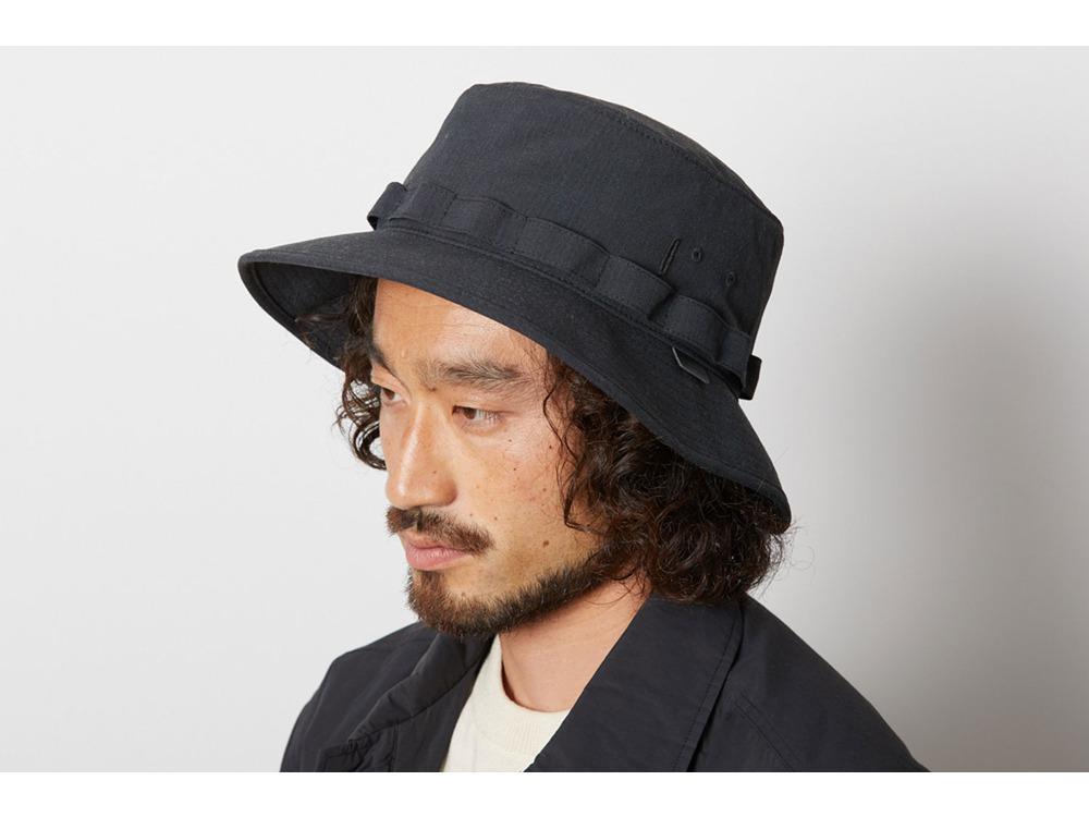 TAKIBI Hat One Black