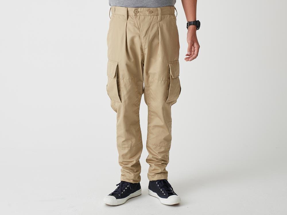 FR Cargo Pants 1 Olive4