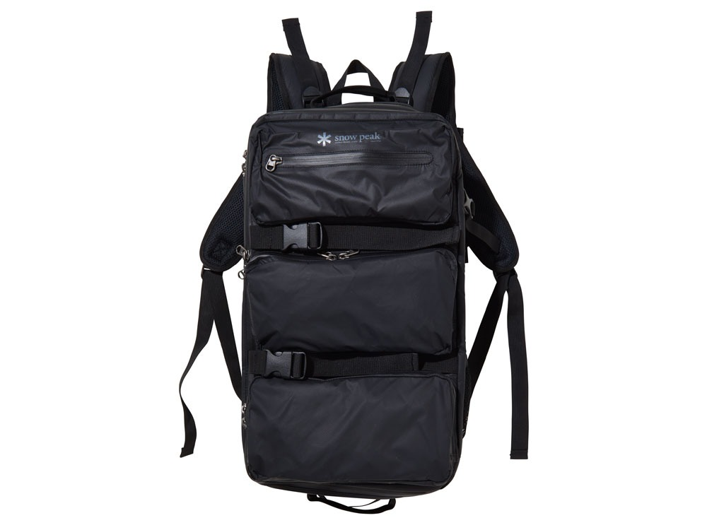 Active Backpack Type04 ONE Black0
