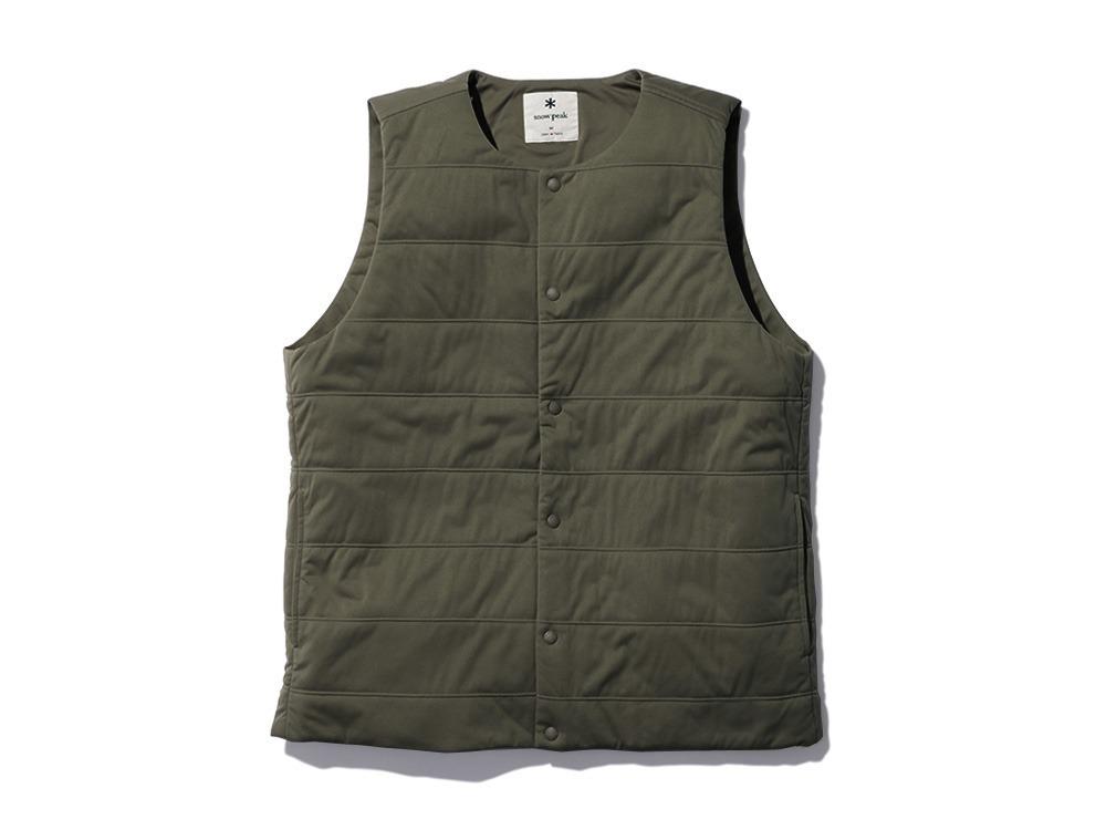 Flexible Insulated Vest L Mossgreen
