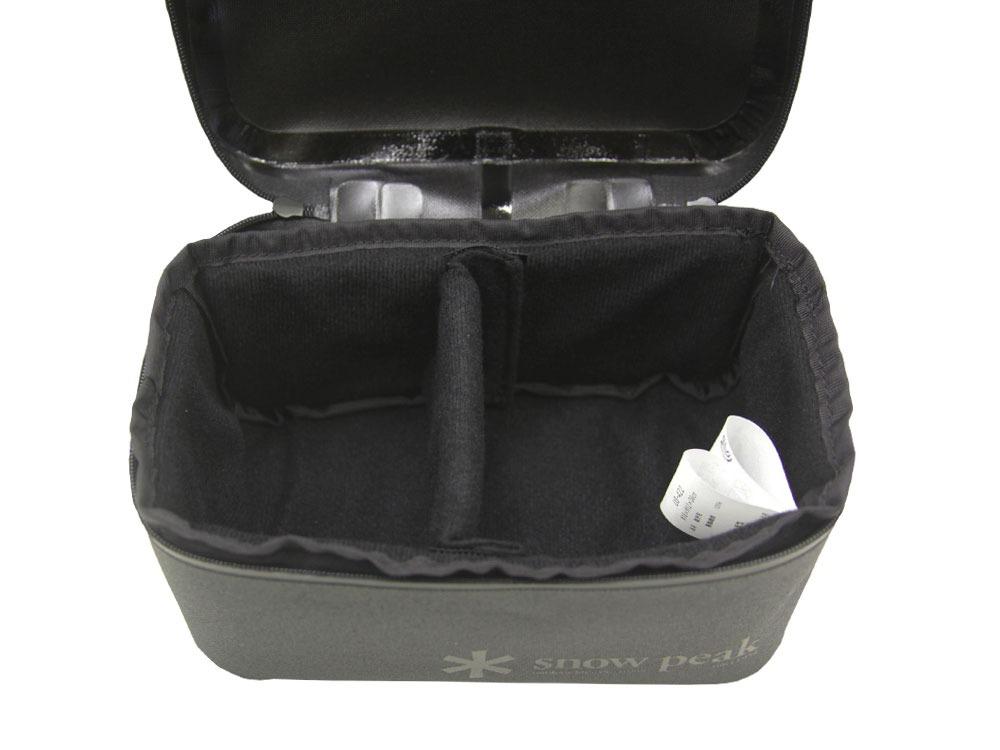Water Resistance Dopp Kit (L) Black2