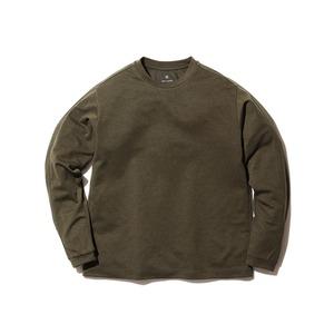 Pe/Wo Grid Pullover