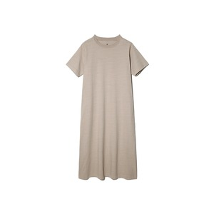 Heavy Cotton Dress 2 Beige