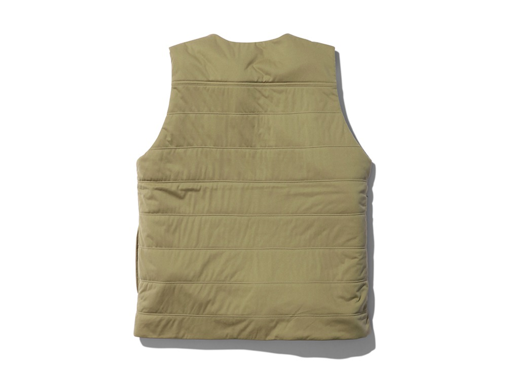 Flexible Insulated Vest M Mossgreen