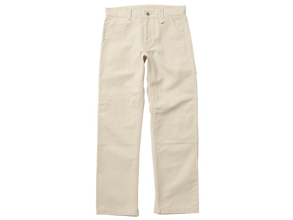 Okayama OX Pants(Raw) 1 Ecru