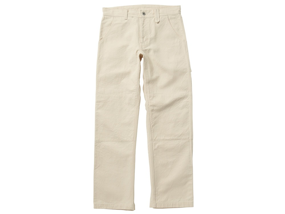 Okayama OX Pants L Ecru0