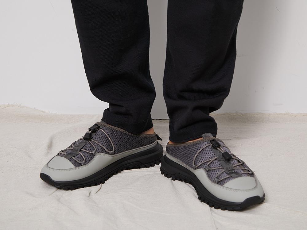 WG Stretch Knit Pants M Black