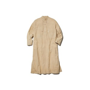 Hand-woven Cotton Dress 1 KUSAKI