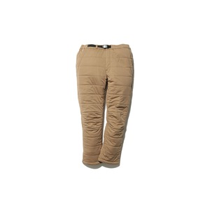 Flexible Insulated Pants S Brown