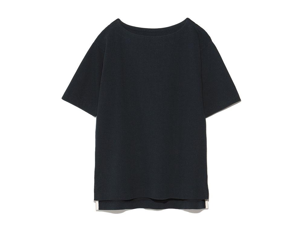 オーガニックワイドティーシャツ M ネイビー