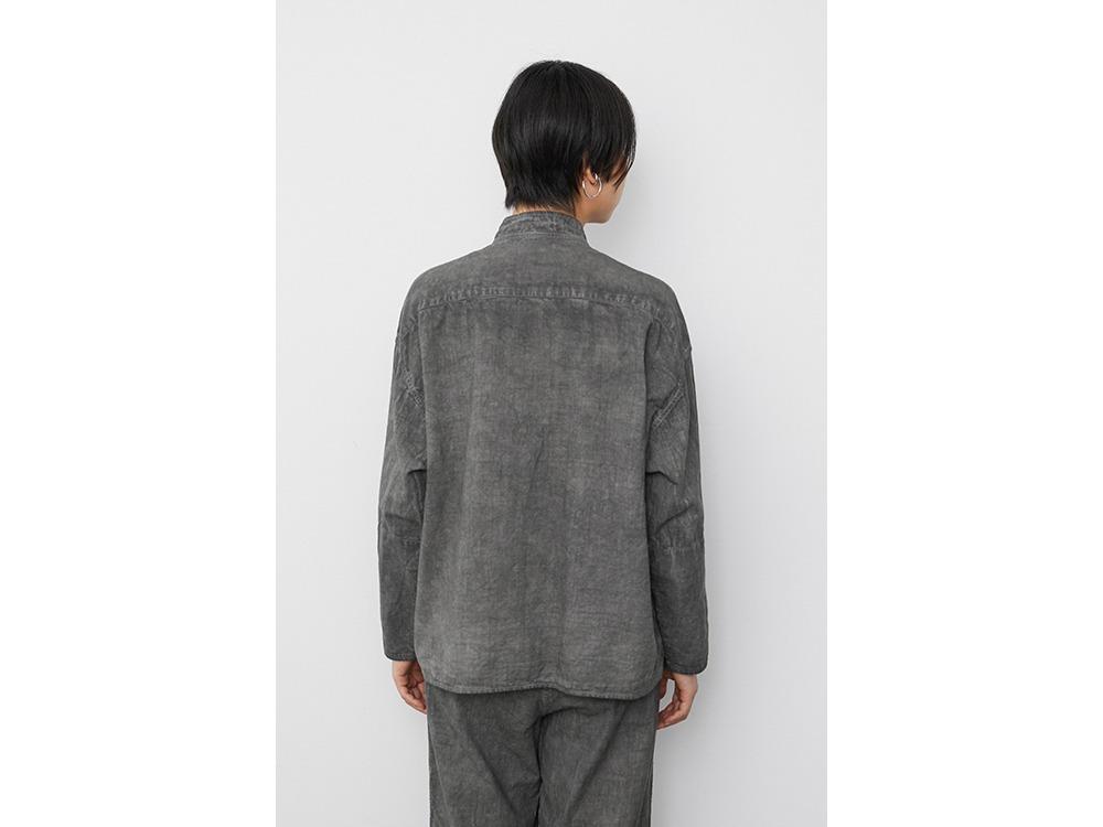 Hand-woven Cotton Shirt 1 KUSAKI