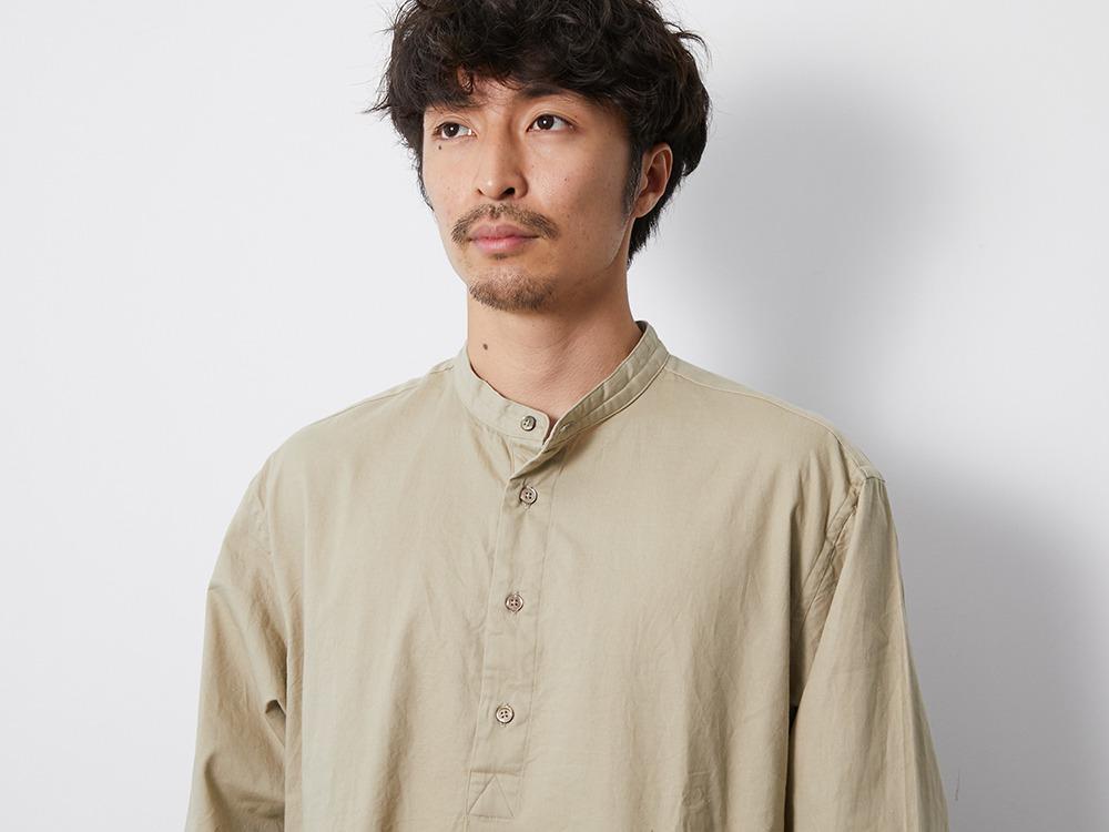 OG Cotton Poplin Sleeping Shirt M White