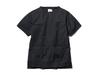 セーラークロスエプロンシャツ  XL ブラック