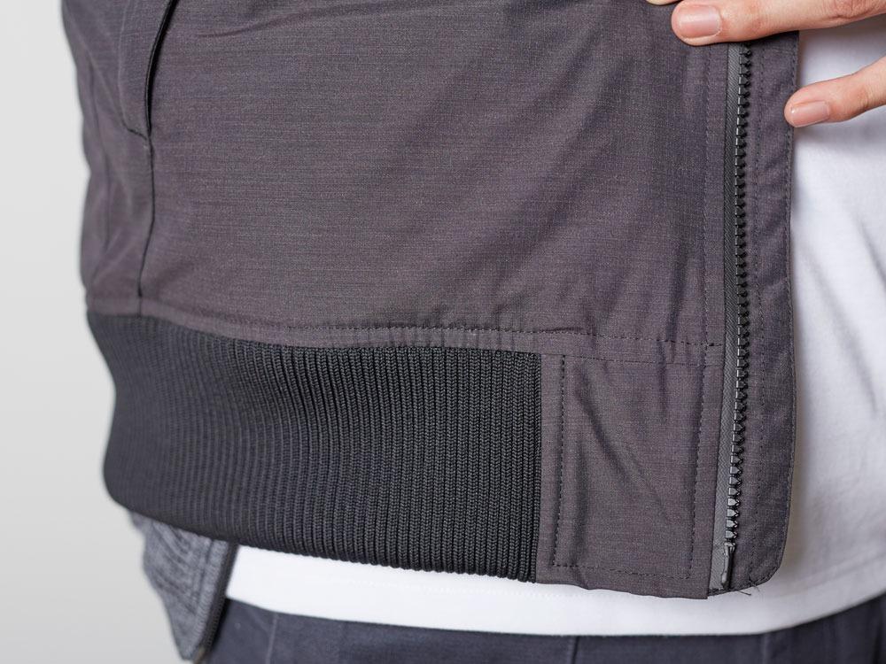 FR Down Vest XL Olive7