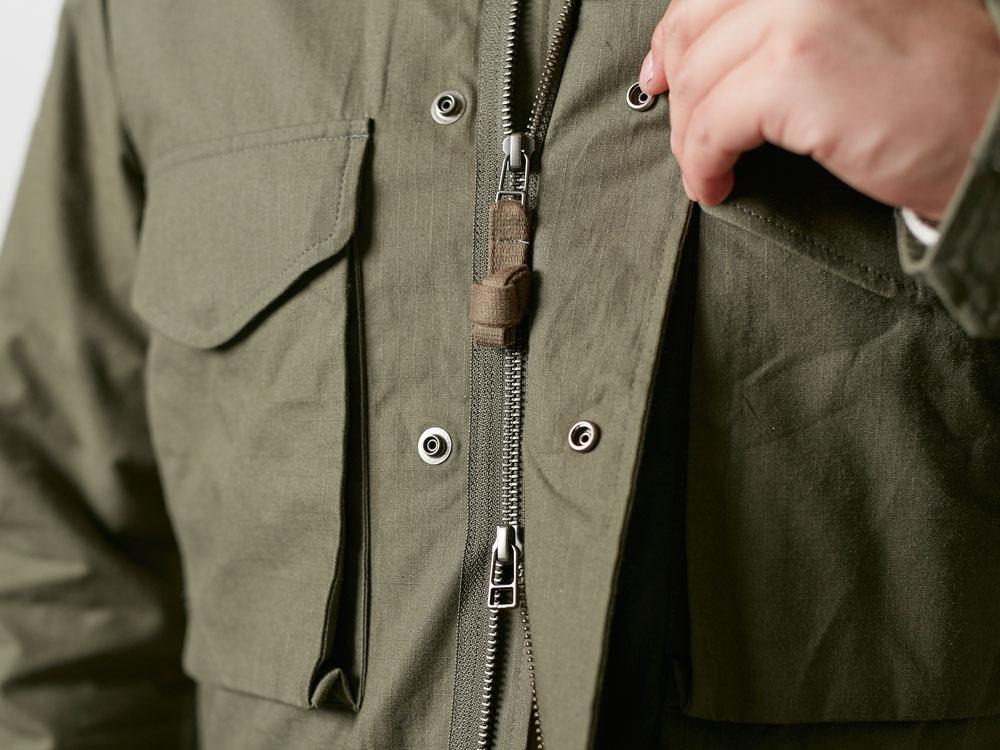 Military Jacket 1 Olive7