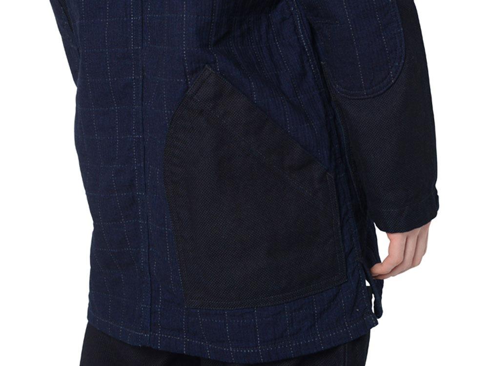 Noragi Jacket L Indigo4