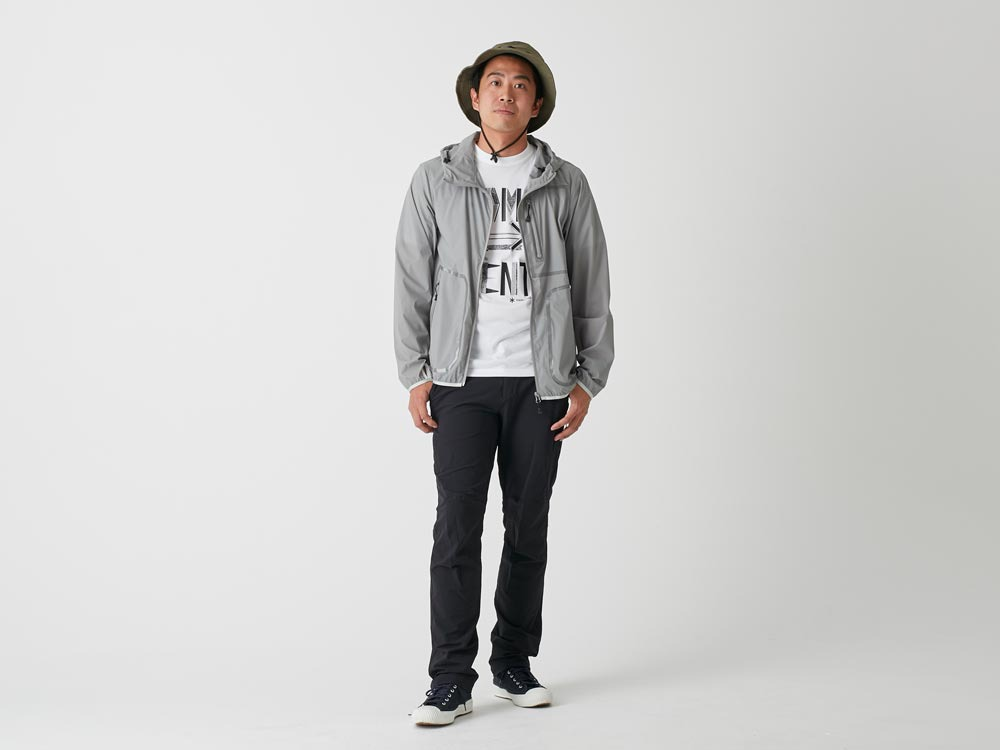 Rain&Wind Resistant Parka XL Grey1