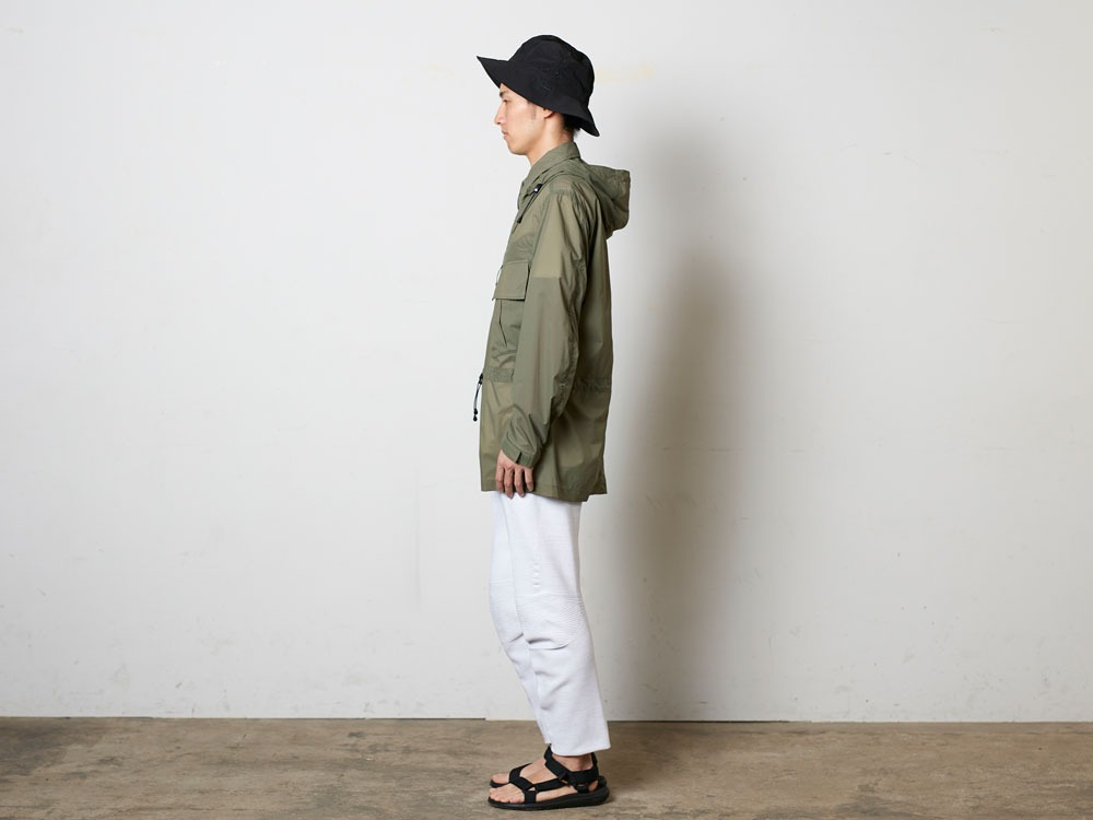 Rain&WindResistantJacket L Olive2