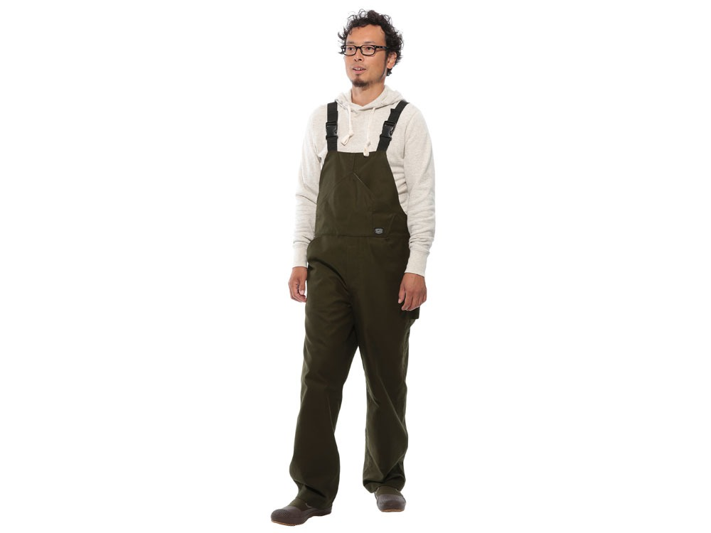 Field Overalls XL Olive1