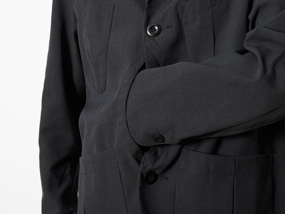 TAKIBI Coverall 1 Black
