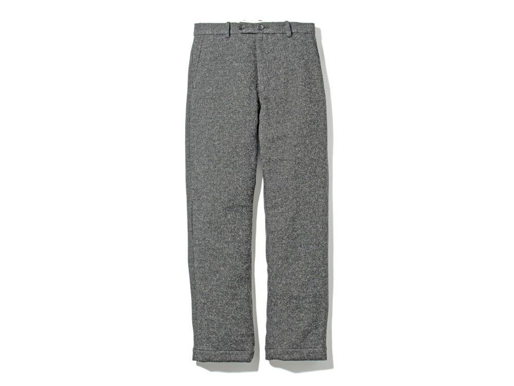 Camping Wool Pants 2 Grey0