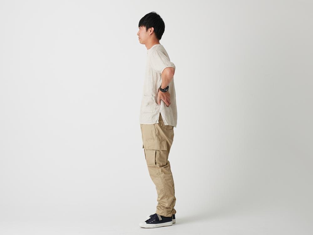 FR Cargo Pants 1 Olive2