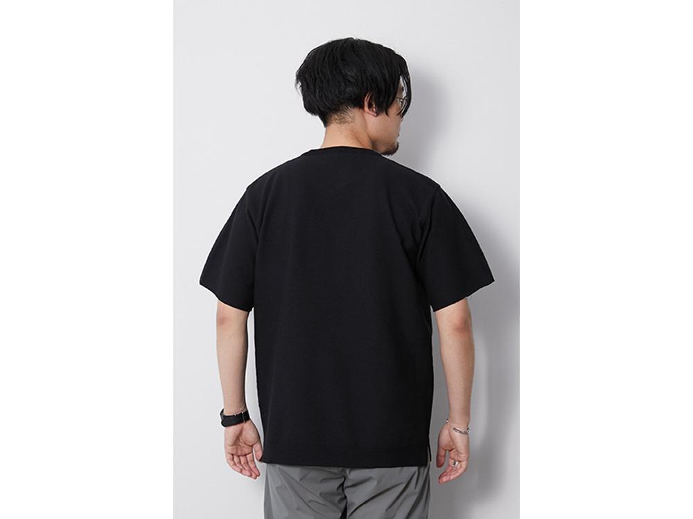 Co/Pe Dry Tshirt M Black