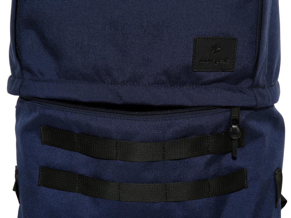 Day Camp System Backpack ONE D.Navy4